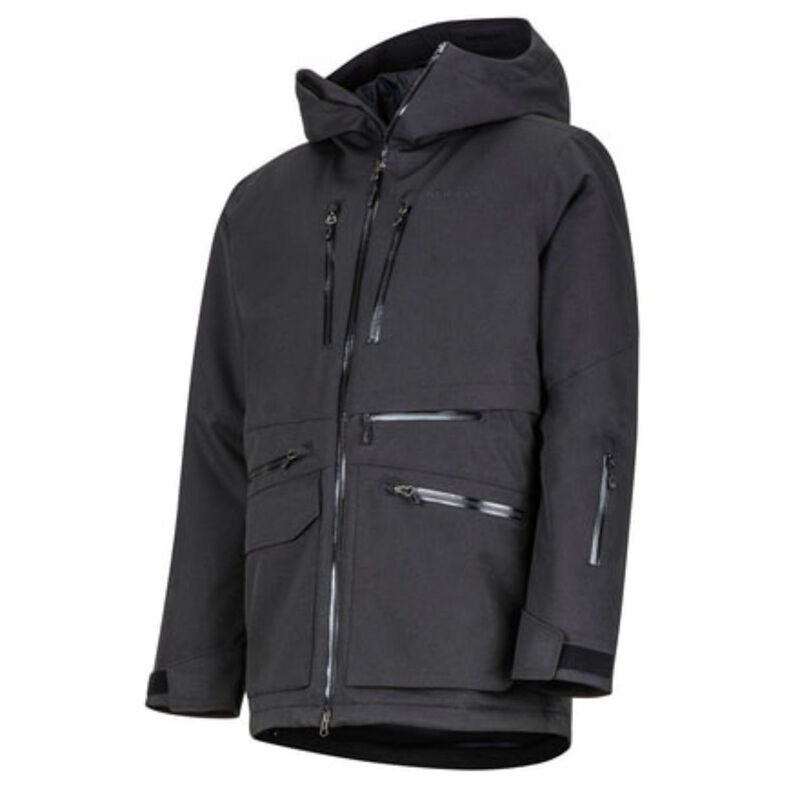 Schussing Featherless Snow Jacket Mens image number 0